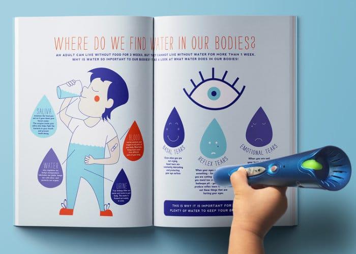 STEM Talking Books For Children