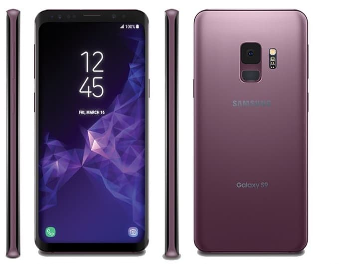 samsung galaxy s9 to come with new wireless charger geeky gadgets. Black Bedroom Furniture Sets. Home Design Ideas