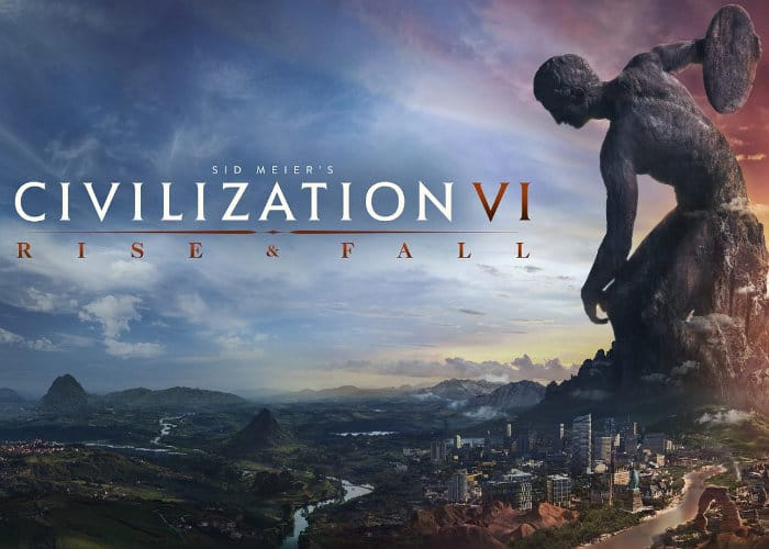 Sid Meier's Civilization VI Rise and Fall Expansion
