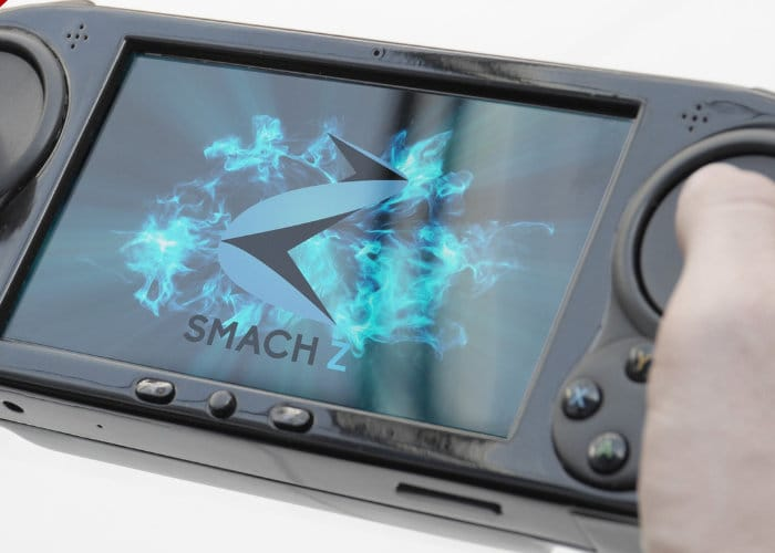 Smach Z Handheld PC Games Console
