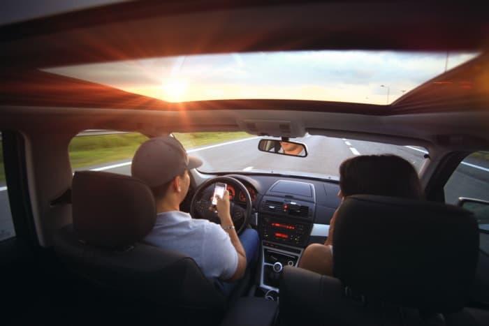 Smartphones In Cars