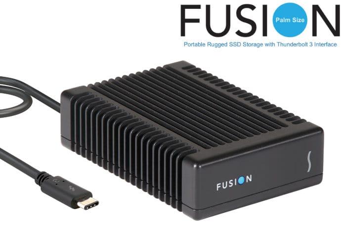 Sonnet 1TB Fusion Thunderbolt 3 PCIe Flash Drive