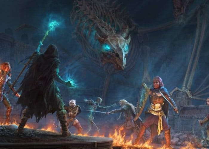 The Elder Scrolls Online Dragon Bones DLC Now Available