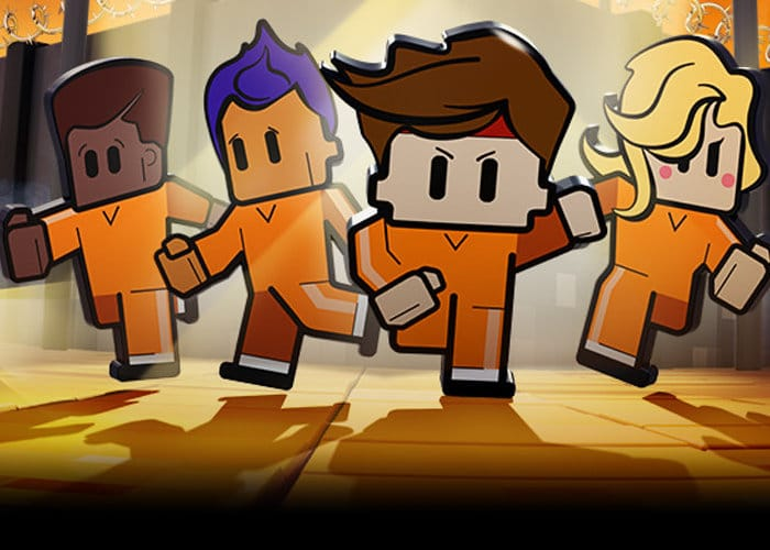 The Escapists 2 Big Top Breakout Trailer