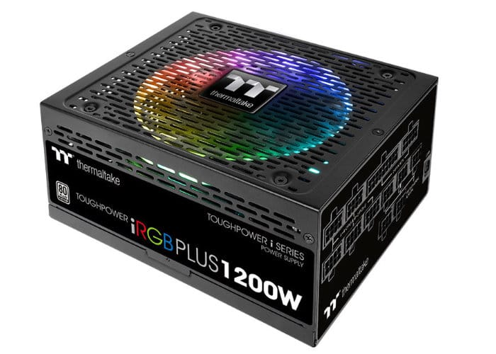 Thermaltake AI Voice Controlled Digital Power Supply
