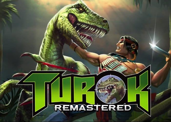 Turok And Turok 2 Remastered