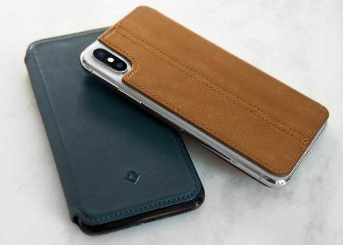Twelve South Folio SurfacePad iPhone X Case