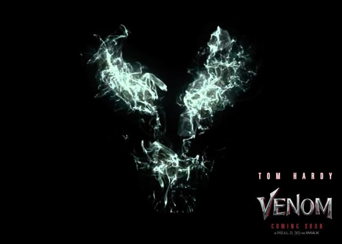 VENOM Starring Tom Hardy Teaser Trailer