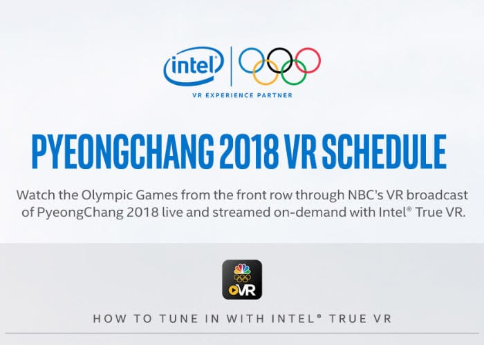 how to watch winter olympics 2018 online