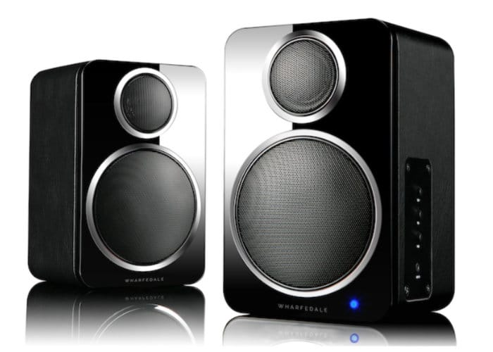 Wharfedale DS-2 Stereo Bluetooth Speaker System