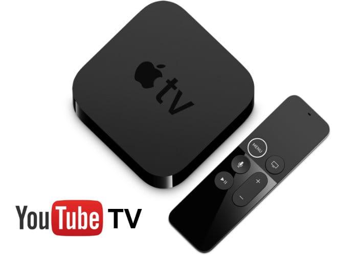 YouTube TV Finally Arrives On Apple TV