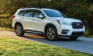 2019 Subaru Ascent SUV Starts at $31,995