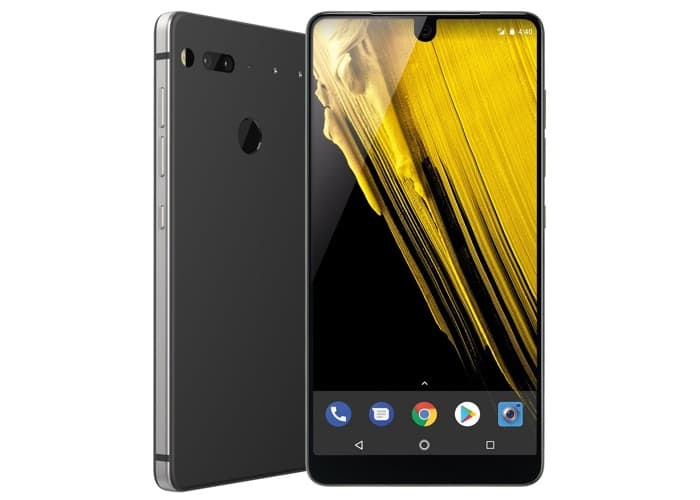 Halo Gray Essential Phone