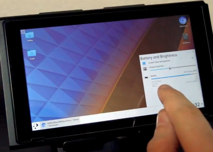 fail0verflow Transform The Nintendo Switch Into A Linux PC