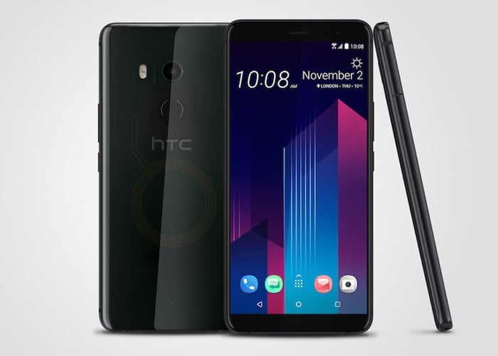 HTC U11 Plus Lands In India - Geeky Gadgets