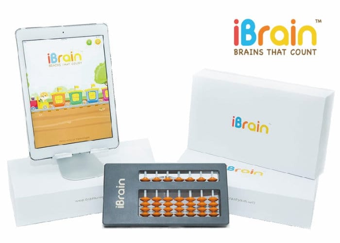 iBrain Digital Abacus