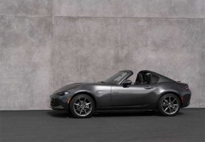 2018 Mazda MX-5 RF Gets Updated Features