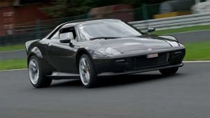 Stratos Returns Packing 550hp and Iconic Wedge Shape