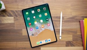 Apple iPad Pro With Face ID Coming In June At WWDC