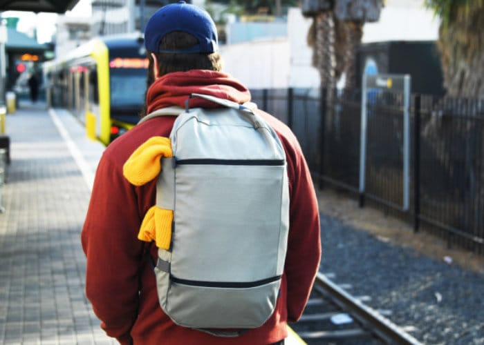 8HZ Everyday Backpack