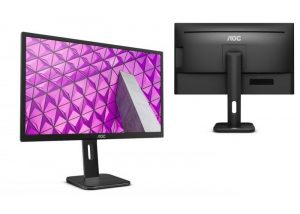 AOC P1 Professional Monitor Range Introduced From €159