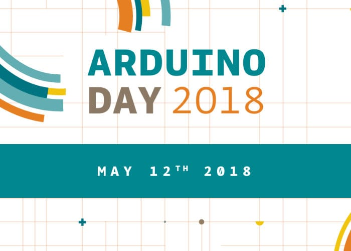 Arduino Day 2018 Set For May 12th