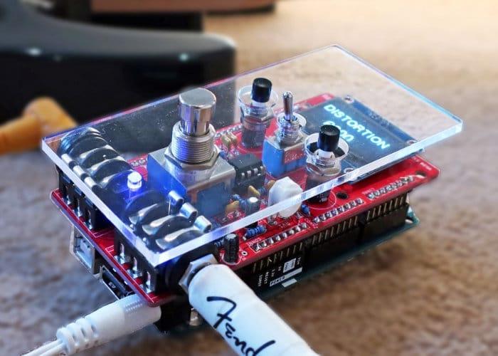 DIY Programmable Guitar Pedal - Geeky Gadgets