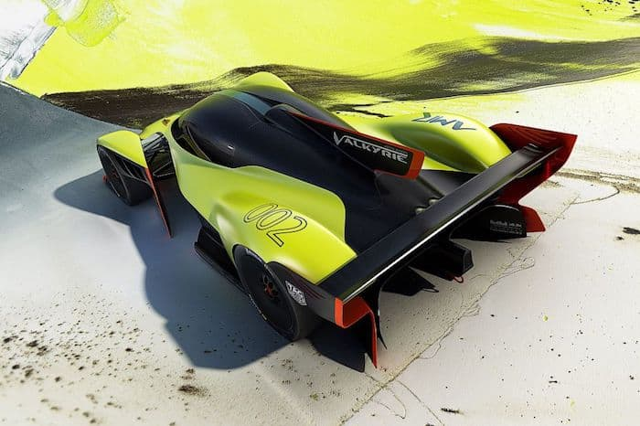 Aston Martin Valkyrie AMR Pro Unveiled - Geeky Gadgets