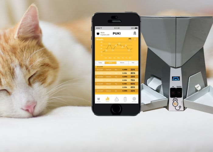 Automated Smart Cat Feeder