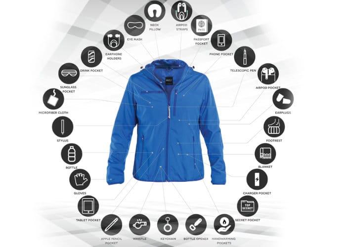 BAUBAX 2.0 Gadget Jacket