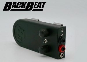 BackBeat Lets You Feel Guitar Bass As You Play