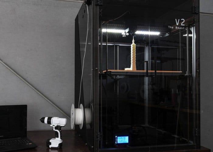 Beast V2 Large Format 3D Printer