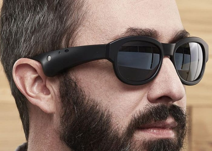 Bose AR Augmented Reality Glasses