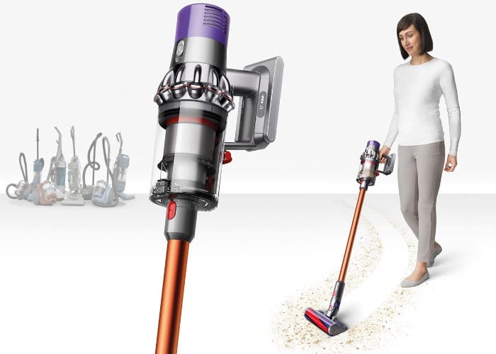 Dyson Cyclone V10 Cordless Vacuum Cleaner