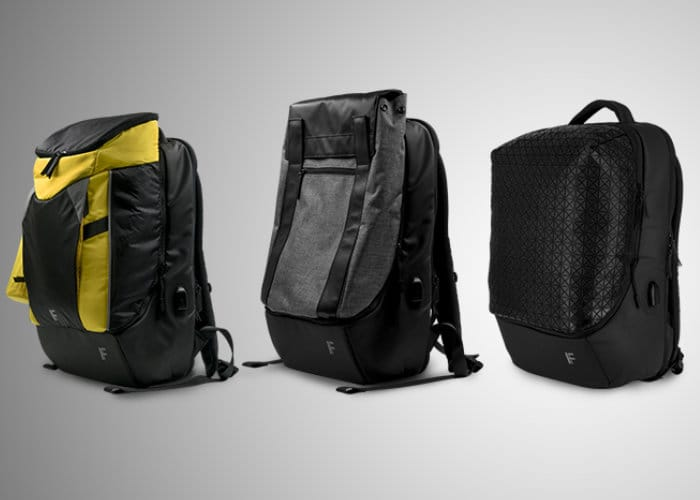 Everyday Backpack Offers Interchangeable Modules