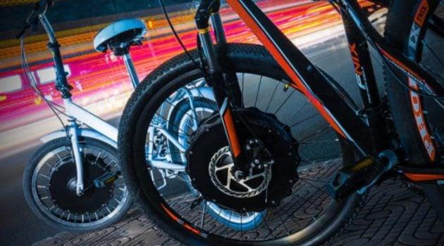 EvoWheel Electric Bike Conversion Kit