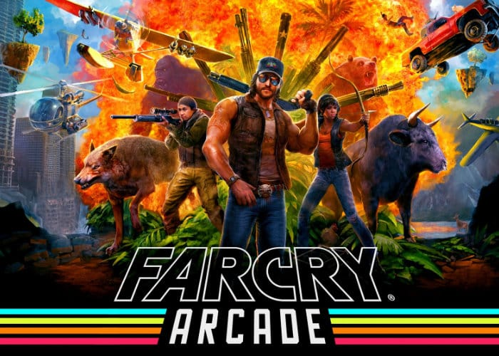 Far Cry Arcade Map Maker Returns In Far Cry 5