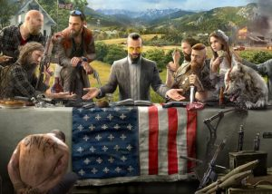 Far Cry 5 Gameplay Reveals Dangerous Wolverines