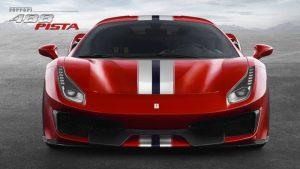 Ferrari 488 Pista Unveiled At Geneva Motor Show