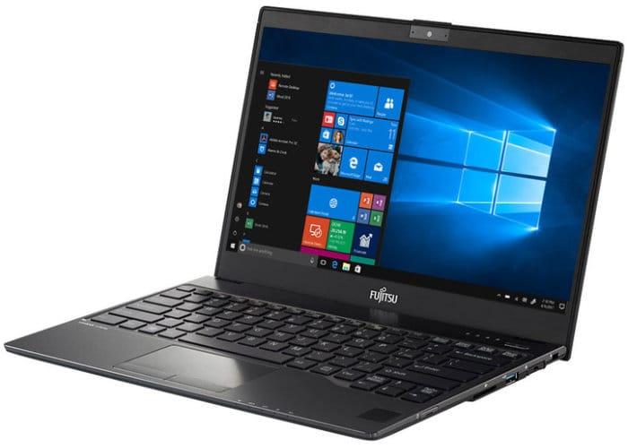 Fujitsu LifeBook U938 ultra-mobile notebook