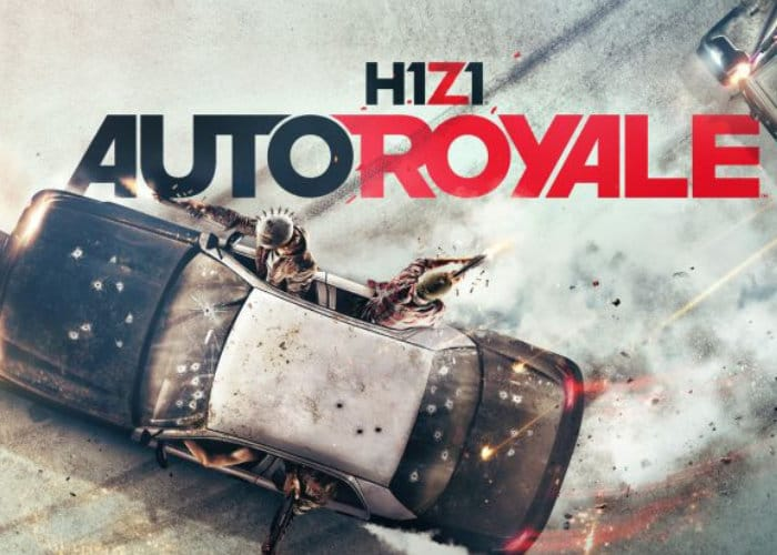 H1Z1 Battle Royale Game Now Officially Free-to-Play