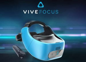 HTC Vive Focus Launching Internationally During 2018