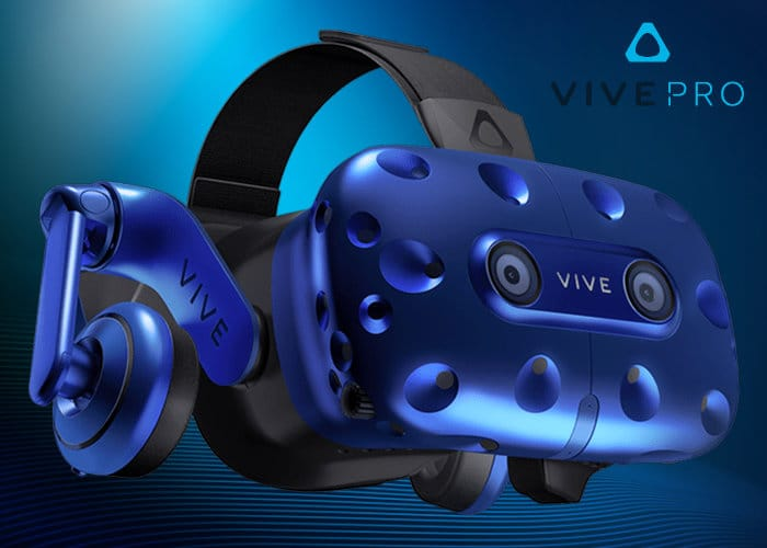 New Htc Vive Pro Arrives April 5th Preorders Open For 799
