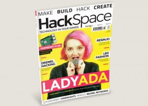 Hackspace Magazine 5 Now Available Featuring Limor Fried Interview