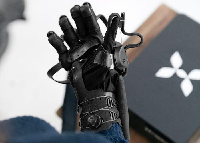HaptX Virtual Reality Haptic Feedback Gloves