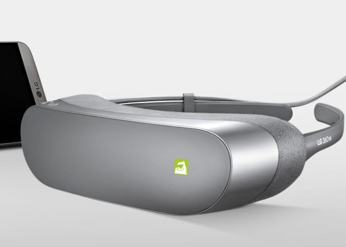 High Resolution 1443 ppi OLED VR Headset Display Created By Google And LG