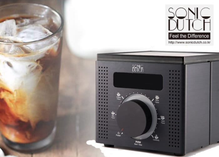High Speed Cold Brew Coffee Machine