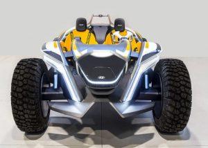 Hyundai Kite Buggy Concept Converts Into A Jet Ski