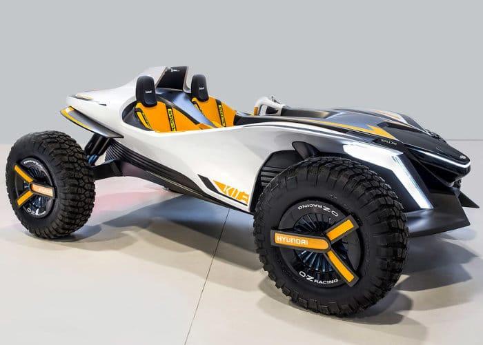 Hyundai Kite Buggy Concept