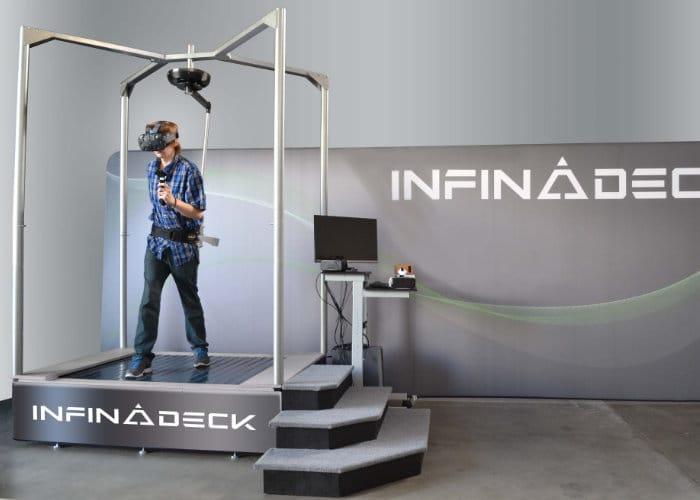Infinadeck VR Treadmill